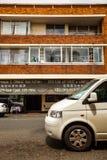Restaurants und Shops in Norwood Lizenzfreie Stockbilder
