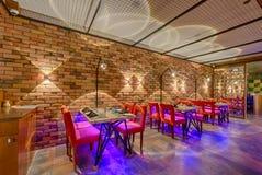 Restaurantthema Stock Foto's