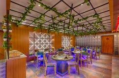 Restaurantthema Royalty-vrije Stock Afbeelding