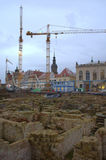 Restauratie Dresden Royalty-vrije Stock Afbeeldingen