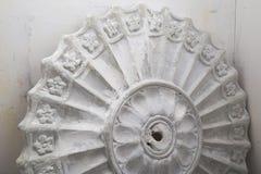 Restauratie van het uitstekende pleister vormen Royalty-vrije Stock Afbeeldingen