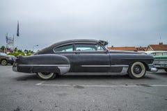 Restauratieproject, cadillacreeks 62 van 1949 sedan - fvl Stock Afbeeldingen