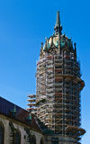 Restauration Palace Cathedral in Wittenberg Royalty Free Stock Photos