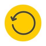 Restaure el icono Imagen de archivo libre de regalías