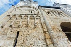 Rester de prince Andrey Bogolyubskiy (12ème c de palais ) L'UNESCO Images stock