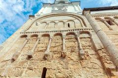 Rester de prince Andrey Bogolyubskiy (12ème c de palais ) L'UNESCO Photos stock