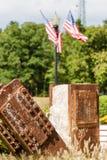 Resti del World Trade Center Immagini Stock Libere da Diritti