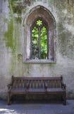 Resti della chiesa di Dunstan-in--est della st a Londra Immagine Stock
