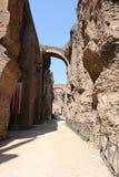 Resti - ROMA - Italia romani - sitio arqueológico romano Imágenes de archivo libres de regalías