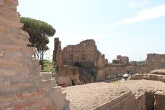 Resti - ROMA - Italia romani - sitio arqueológico romano Imagen de archivo
