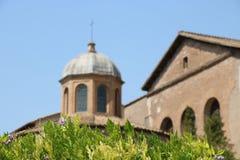 Resti - ROMA - Italia romani - sitio arqueológico romano Foto de archivo