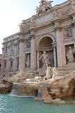 Resti romani - ROMA - Italia - Roman archaeological site. Wonderful views Stock Images
