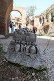 Resti romani - ROMA - Italia - Roman archaeological site Stock Image