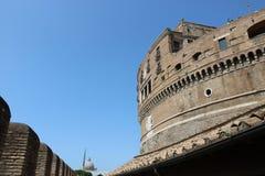 Resti romani - ROMA - Italia - Roman archaeological site Royalty Free Stock Image