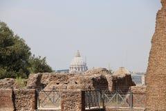 Resti romani - ROMA - Italia - Roman archaeological site Stock Images