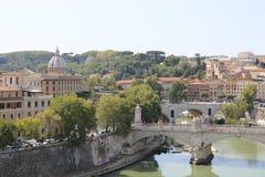 Resti romani - ROMA - Italia - Roman archaeological site. Wonderful views Royalty Free Stock Images