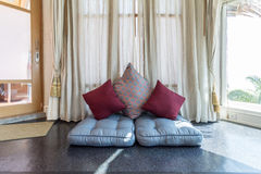 Resting corner in modern style living room Royalty Free Stock Images