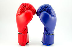 Resting gloves Royalty Free Stock Images