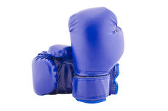 Resting gloves Stock Images