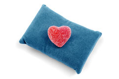 Resting Heart Stock Photography