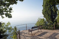 Resting place Mediterranean Royalty Free Stock Photography