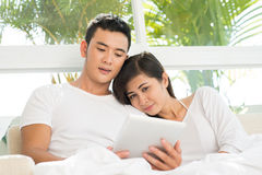 Resting together Royalty Free Stock Image