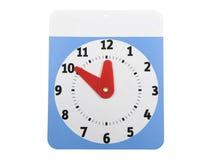 Restituirà l'orologio Fotografie Stock