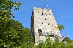 Restiturm / Resti Castle Ruin Stock Photography