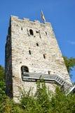 Restiturm / Resti Castle Ruin Royalty Free Stock Photos