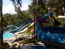 Resto de Aquapark Imagens de Stock Royalty Free