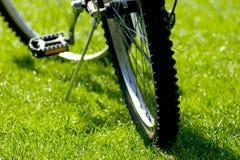 Resto de la bici Imágenes de archivo libres de regalías