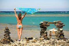 Resto di estate fotografia stock libera da diritti