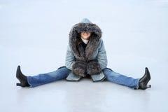 Resto di inverno Fotografia Stock Libera da Diritti