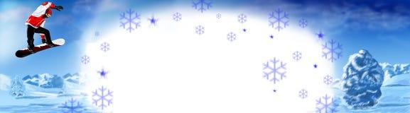 Resto di inverno Fotografia Stock