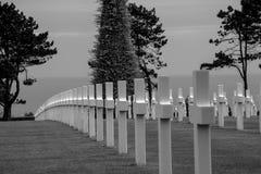 Resto eterno para nossos heróis caídos Foto de Stock Royalty Free