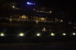 Restoin de la noche Imagen de archivo