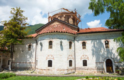 Restoration Bachkovski monastery Royalty Free Stock Images