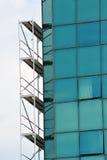 Restoration of  building facade Royalty Free Stock Image
