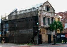 Restoration of Charleston, SC. Stock Images