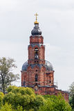 Restoration  old Orthodox churches in Russia. Restoration of old Orthodox churches in Russia Stock Image