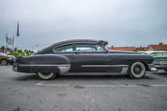 Restoration project, 1949 cadillac series 62 sedan - fvl Stock Images