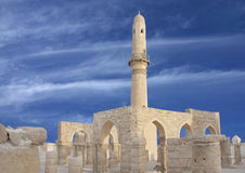 Restored Al Khamis Mosque, Bahrain Stock Image
