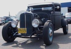 Restored Antique Ford Car Stock Photos