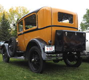 Restored Antique Model A Ford Royalty Free Stock Image