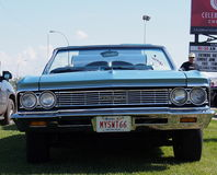Restored 1966 Chevrolet Stock Photography