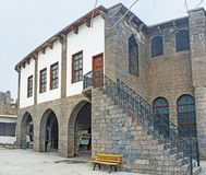 The restored church. The building of Apostolic Armenian Church was restored and opened for visitors, Diyarbakir, Turkey Stock Photos