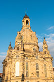 The restored Church of our Lady Royalty Free Stock Photography