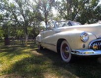 Restored Classic 1947 Buick Convertible Stock Image