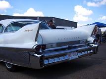 Restored Classic Fleetwood Cadillac Royalty Free Stock Photo