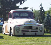 Restored Classic Lowrider Truck Royalty Free Stock Images